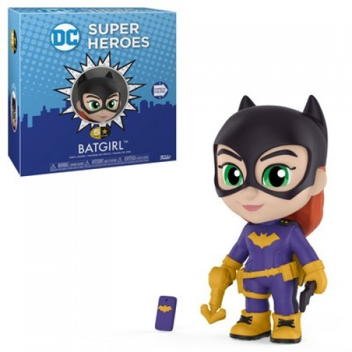 Funko 5 Star: DC Super Heroes - Batgirl / Фанко: Бэтгёрл