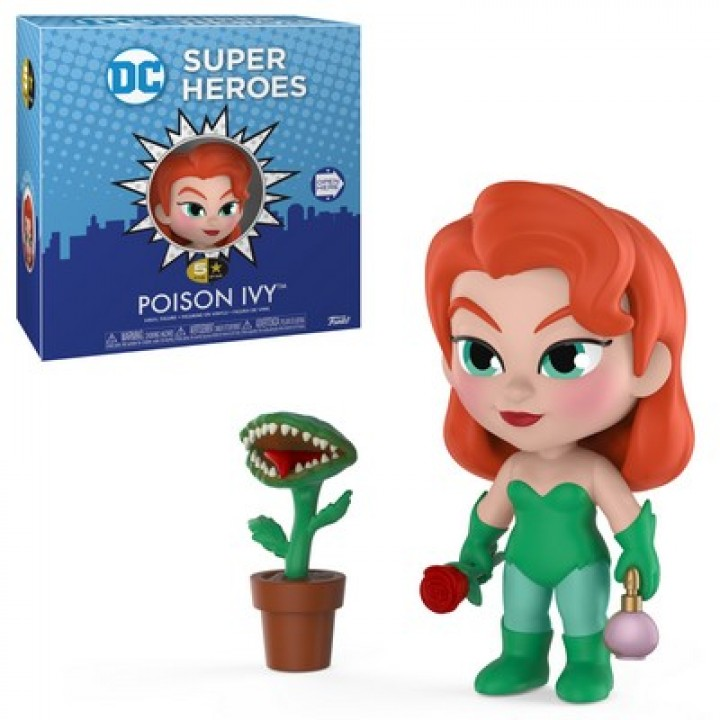 Funko 5 Star: DC Super Heroes - Poison Ivy / Фанко: Ядовитый Плющ