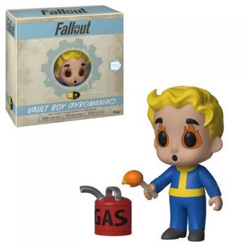 Funko 5 Star: Fallout - Vault Boy Pyromaniac / Фанко Fallout