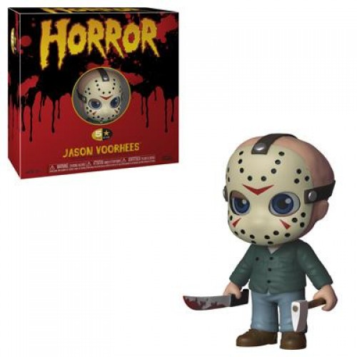 Funko 5 Star: Horror - Jason Voorhees / Фанко: Джейсон Вурхиз
