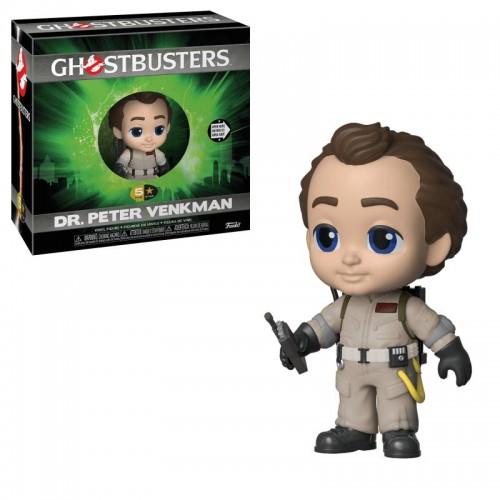 Фигурка Funko 5 Star Ghostbusters - Dr Peter Venkman
