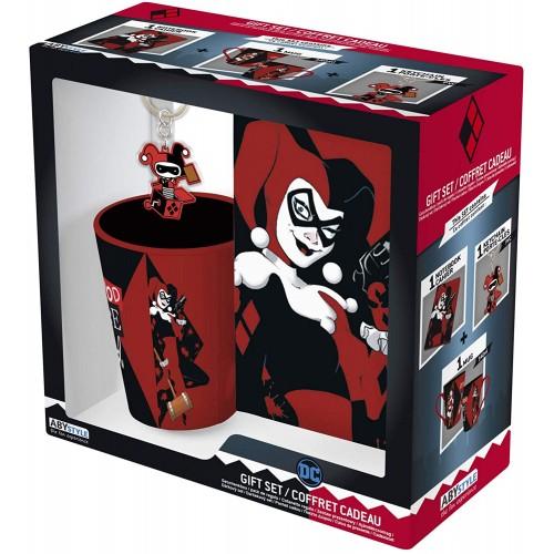 Подарочный набор Abystyle DC Comics - Harley Quinn