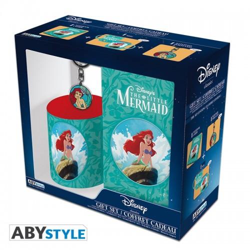 Подарочный набор Abystyle Disney - Little Mermaid
