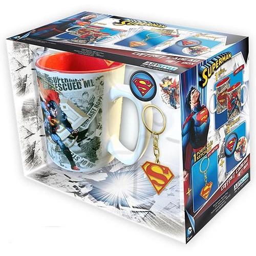 Подарочный набор Abystyle DC Comics - Superman