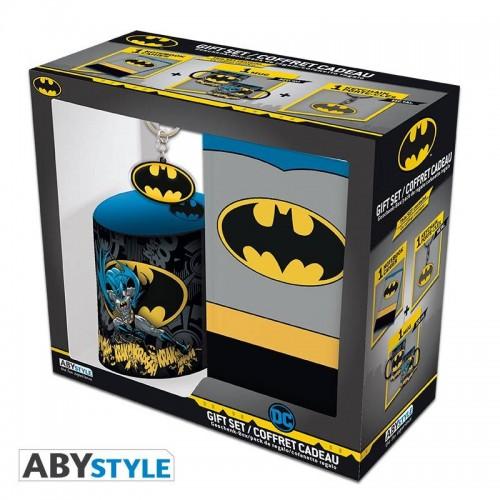 Подарочный набор Abystyle DC Comics - Batman