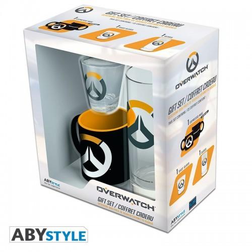 Подарочный набор Abystyle Overwatch - Logo