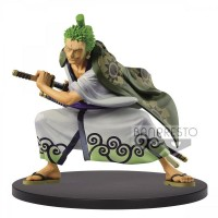 Фигурка Banpresto One Piece: King of Artist - Roronoa Zoro