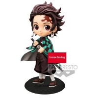 Фигурка Banpresto Q Posket Demon Slayer - Tanjiro Kamado (Ver A)
