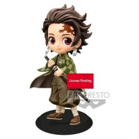 Фигурка Banpresto Q Posket Demon Slayer - Tanjiro Kamado (Ver B)
