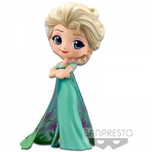 Фигурка Banpresto Q Posket Frozen - Elsa (Ver B)
