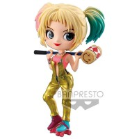 Фигурка Banpresto Q Posket Birds of Prey - Harley Quinn (Ver 1)