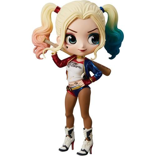 Фигурка Banpresto Q Posket Suicide Squad - Harley Quinn
