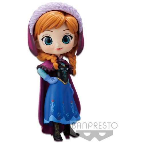 Фигурка Banpresto Q Posket Frozen - Anna