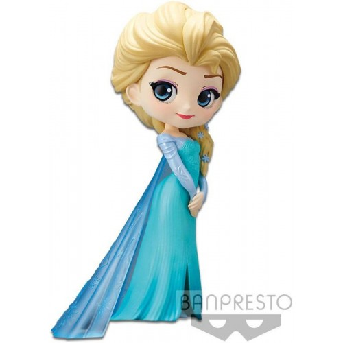 Фигурка Banpresto Q Posket Frozen - Elsa