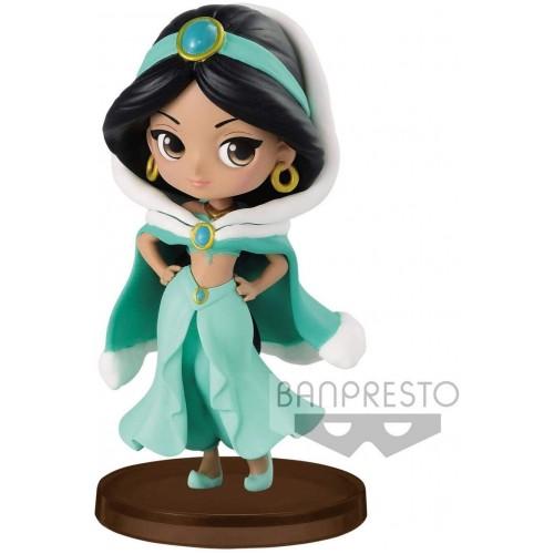 Фигурка Banpresto Q Posket Aladdin - Jasmine Winter Costume