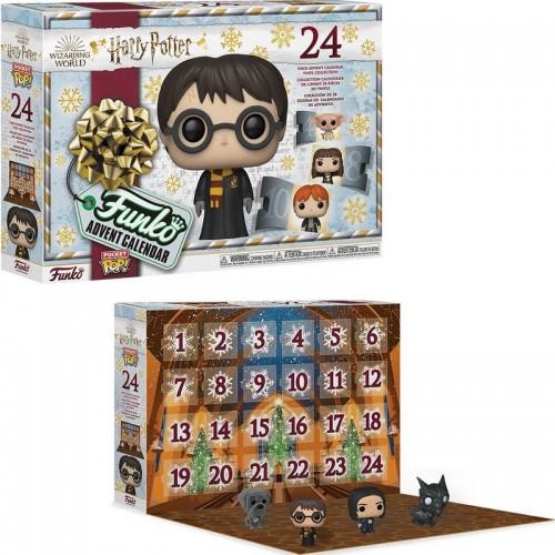 Funko Advent Calendar Harry Potter Holiday 2021 / Фанко Новогодний Календарь Гарри Поттер