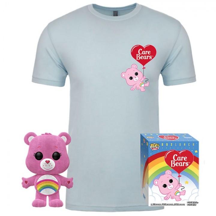 Funko Tees Care Bears Box / Коробка Фанко Заботливые мишки, BL-CB-BOX