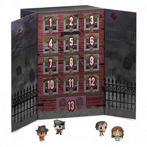 Funko Advent Calendar 13 Day Spooky Countdown / Фанко Хоррор Календарь