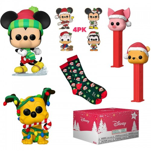Funko Disney - Holiday Box / Коробка Фанко Дисней к Новому Году