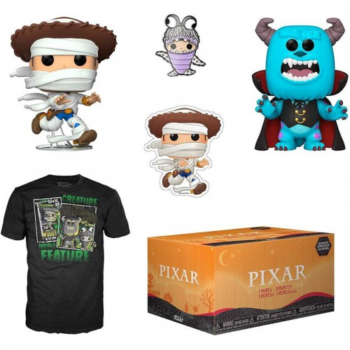 Funko Pixar - Halloween Box / Коробка Фанко Хэллоуин