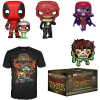 Funko Marvel Collector Corps Marvel - Zombies Box / Коробка Фанко Зомби