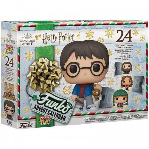 Funko Advent Calendar Harry Potter - Holiday 2020 / Фанко Календарь Гарри Поттер к Новому Году
