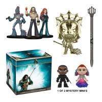 Funko DC Collectors: Aquaman Deluxe Box / Коробка Фанко: Аквамен