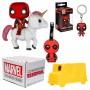 Funko Marvel Collector Corps: Deadpool Box / Коллекционный набор Фанко: Дэдпул
