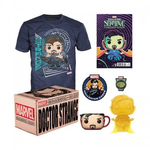 Funko Marvel Collector Corps: Doctor Strange Box / Коробка Фанко: Доктор Стрэндж