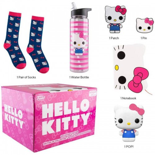 Funko Collector's Edition - Hello Kitty Box / Коробка Фанко Хелло Китти