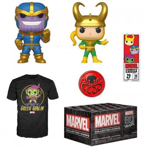 Funko Marvel Collector Corps: Marvel 80 Years Box / Коробка Фанко: Марвел 80-летие