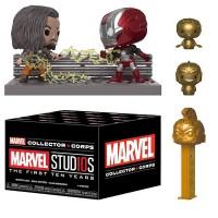 Funko Marvel Collector Corps: Marvel Studios 10 Box / Коллекционный набор Фанко: Десятилетие Marvel