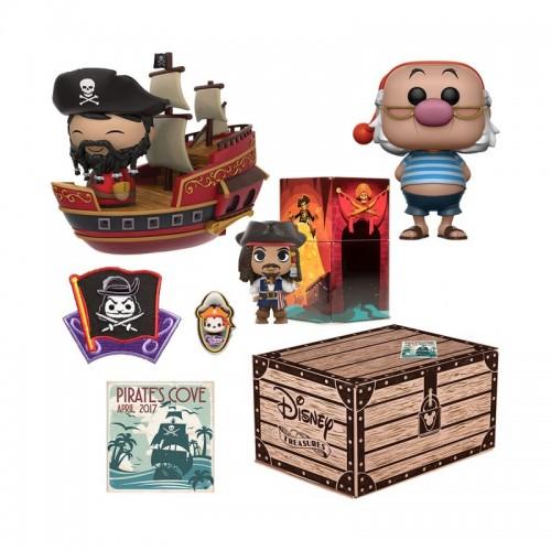 Funko Disney Treasures: Pirates Cove Box / Коробка Фанко: Пиратская бухта