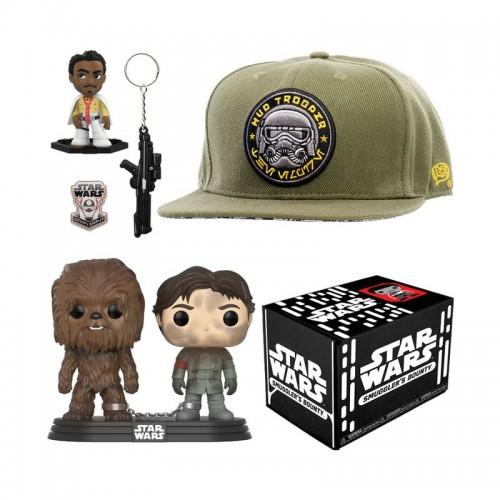 Funko Star Wars Smuggler's Bounty: Solo Box / Коробка Фанко: Звёздные войны: Хан Соло