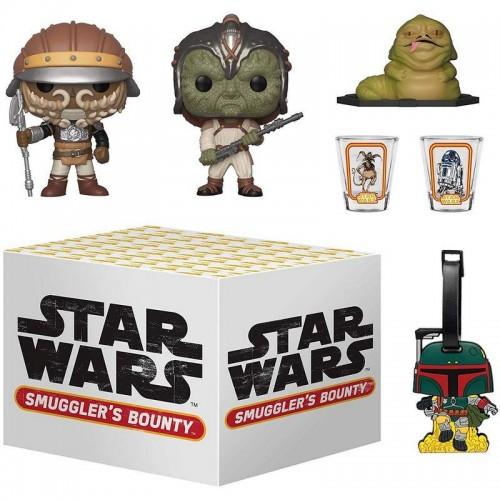 Funko Star Wars Smuggler's Bounty: Jabba's Skiff Box / Коробка Фанко: Звёздные войны - Джабба скиф