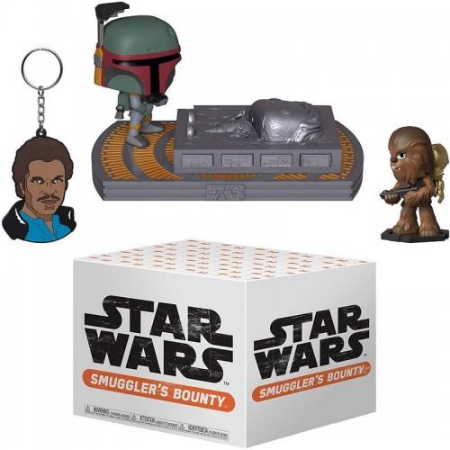 Funko Star Wars Smuggler's Bounty: Cloud City Box / Коробка Фанко: Звёздные войны - Облачный город