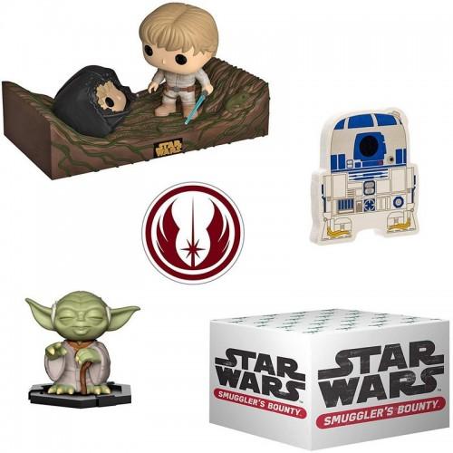 Funko Star Wars Smuggler's Bounty: Dagobah Box / Коробка Фанко: Звёздные войны - Дагоба