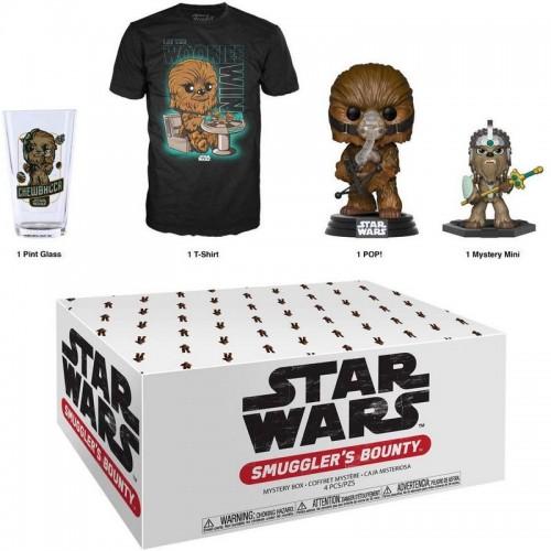 Funko Star Wars Smuggler's Bounty: Wookiee Box / Коробка Фанко: Звёздные войны - Вуки (Чубакка)