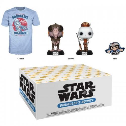 Funko Smuggler's Bounty Star Wars - Podracing Box / Коробка Фанко Звёздные войны - Гонки на подах