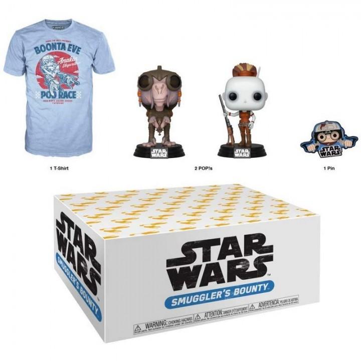 Funko Smuggler's Bounty Star Wars - Podracing Box / Коробка Фанко Звёздные войны - Гонки на подах, 45563