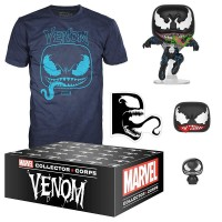 Funko Marvel Collector Corps: Venom Box / Коробка Фанко: Веном