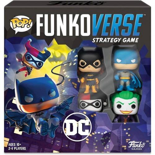 Funko Verse Strategy Game: DC #100 / Настольная игра Фанко