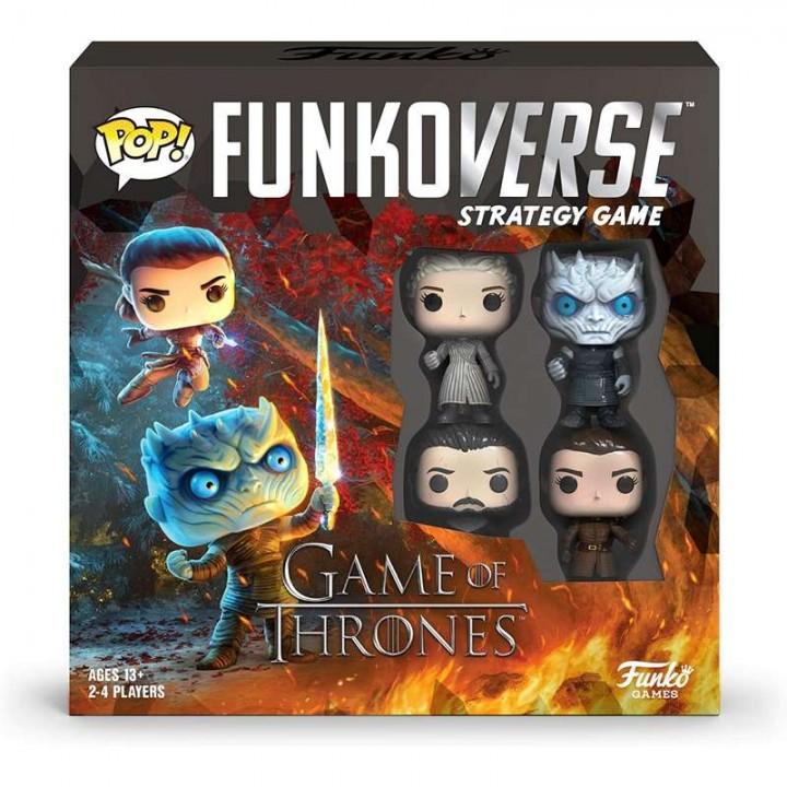 Funko Verse Strategy Game: Game of Thrones #100 / Настольная игра Фанко Игра престолов, 46060