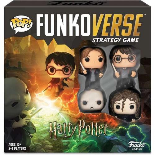 Funko Verse Strategy Game: Harry Potter #100 / Настольная игра Фанко: Гарри Поттер