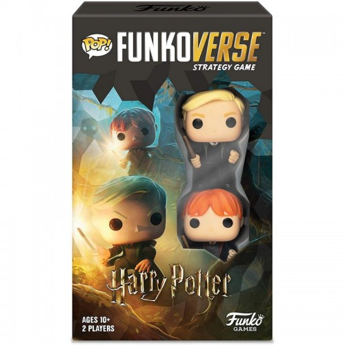 Funko Verse Strategy Game: Harry Potter #101 / Настольная игра Фанко: Гарри Поттер