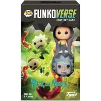 Funko Verse Strategy Game: Rick & Morty #100 / Настольная игра Фанко: Рик и Морти