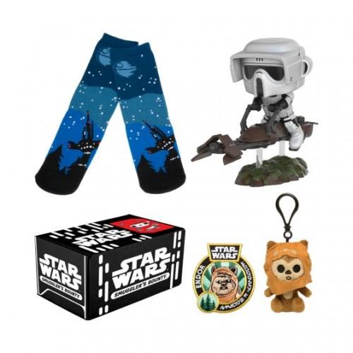 Funko Star Wars Smuggler's Bounty: Endor Box / Коробка Фанко: Звёздные войны - Эндор