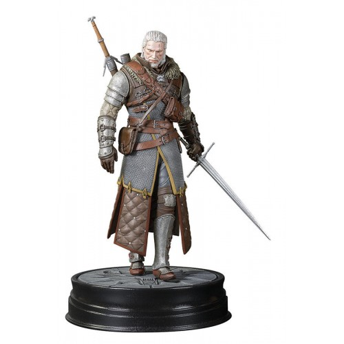 Фигурка Dark Horse Deluxe The Witcher 3 - Geralt Grandmaster Ursine