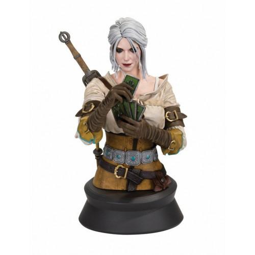 Фигурка Dark Horse Bust Witcher 3 - Ciri playing Gwent