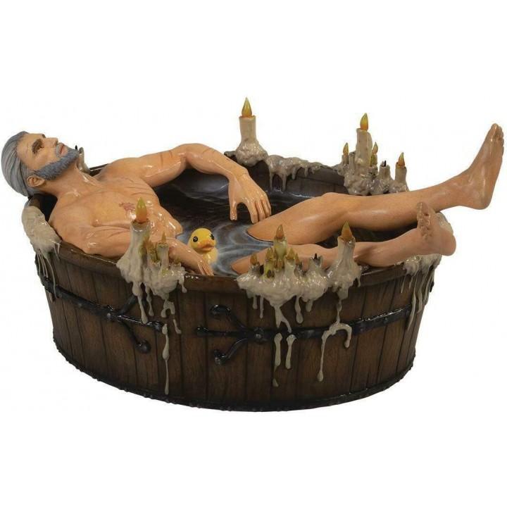 Фигурка Dark Horse Statuette Witcher 3 - Geralt in the Bath, DH-3002-849